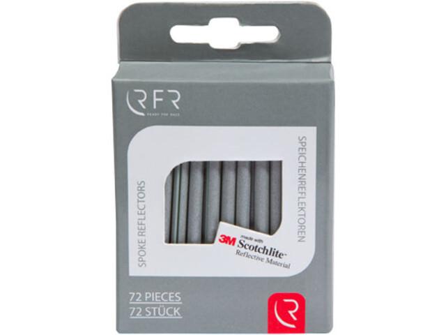 Cube RFR Speichenreflektoren silber
